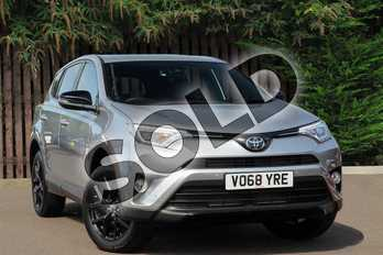 Toyota RAV4 Diesel 2.0 D-4D Excel TSS 5dr 2WD in Silver Blade at Listers Toyota Coventry