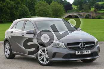 Mercedes-Benz A Class A180 Sport 5dr in Mountain Grey at Mercedes-Benz of Boston