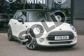 MINI Hatchback 1.5 Cooper Exclusive II 3dr in Pepper White at Listers Boston (MINI)