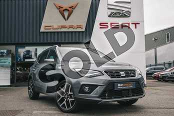 SEAT Arona 1.0 TSI 115 FR Sport 5dr in Grey at Listers SEAT Worcester