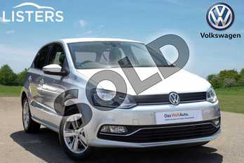 Volkswagen Polo 1.2 TSI Match 5dr in Reflex silver at Listers Volkswagen Coventry