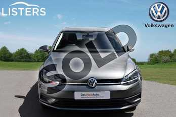 Volkswagen Golf 1.0 TSI 115 S 5dr in Indium Grey at Listers Volkswagen Evesham