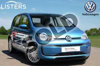 Volkswagen Up 1.0 Move Up 5dr in Costa Azul at Listers Volkswagen Leamington Spa