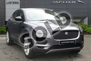 Jaguar E-PACE 2.0d (180) SE 5dr Auto in Corris Grey at Listers Jaguar Droitwich