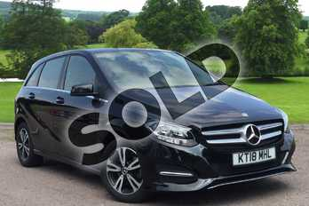 Mercedes-Benz B Class B180 SE 5dr Auto in cosmos black metallic at Mercedes-Benz of Grimsby
