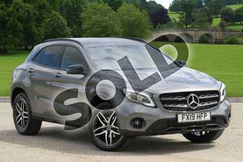 Mercedes-Benz GLA Class GLA 180 Urban Edition 5dr Auto in Mountain Grey Metallic at Mercedes-Benz of Boston