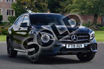 Mercedes-Benz GLA Class GLA 200 AMG Line Edition 5dr Auto in Cosmos Black Metallic at Mercedes-Benz of Lincoln