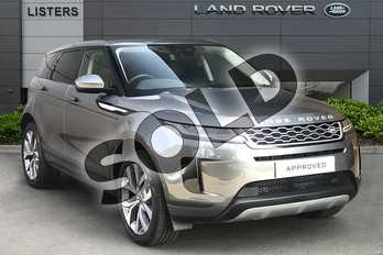 Range Rover Evoque Diesel 2.0 D180 HSE 5dr Auto in Corris Grey at Listers Land Rover Droitwich