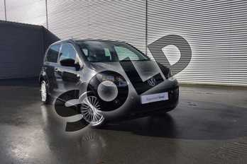 Volkswagen Up 1.0 High Up 5dr in Deep Black at Listers Volkswagen Stratford-upon-Avon