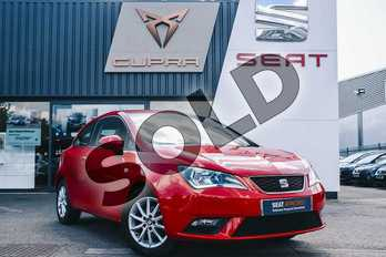 SEAT Ibiza Sport 1.0 SE Technology 3dr in Red at Listers SEAT Coventry