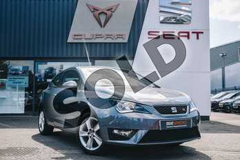 SEAT Ibiza Sport 1.2 TSI 90 FR Technology 3dr in Grey at Listers SEAT Coventry