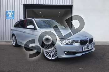 BMW 3 Series Diesel Touring 330d Luxury 5dr Step Auto in Moonstone at Listers King's Lynn (BMW)