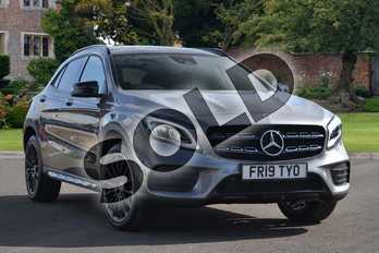 Mercedes-Benz GLA Class GLA 180 AMG Line Edition Plus 5dr Auto in Mountain Grey Metallic at Mercedes-Benz of Lincoln