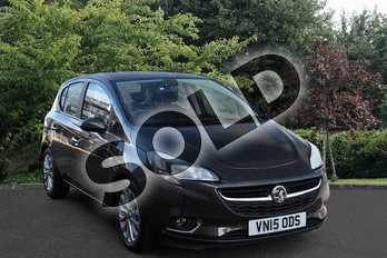 Vauxhall Corsa 1.4 SE 5dr Auto in Grey at Listers Toyota Stratford-upon-Avon