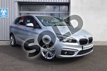 BMW 2 Series Active Tourer 225xe Luxury 5dr (Nav) Auto in Glacier Silver at Listers King's Lynn (BMW)