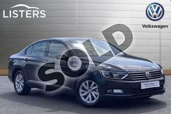 Volkswagen Passat 1.5 TSI EVO 150 S 4dr in Urano Grey at Listers Volkswagen Coventry
