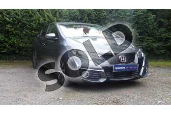Honda Civic Diesel 1.6 i-DTEC SE Plus 5dr  in Polished Metal at Listers Honda Coventry