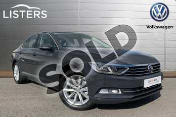 Volkswagen Passat Diesel 2.0 TDI SE Business 4dr DSG (7 Speed) in Urano Grey at Listers Volkswagen Stratford-upon-Avon