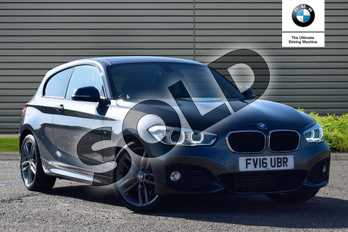 BMW 1 Series Diesel 118d M Sport 3dr in Mineral Grey at Listers Boston (BMW)