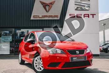 SEAT Ibiza Special Edition 1.0 Sol 5dr in Red at Listers SEAT Coventry