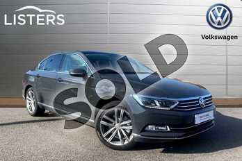 Volkswagen Passat 1.6 TDI GT 120PS DSG  AVAILABLE NOW  in Urano Grey at Listers Volkswagen Stratford-upon-Avon