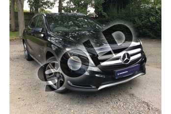 Mercedes-Benz GLA Class Diesel GLA 220d 4Matic AMG Line 5dr Auto (Premium) in Cosmos Black at Listers Honda Coventry