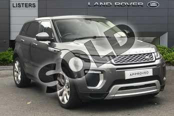 Range Rover Evoque Diesel 2.0 SD4 Autobiography 5dr Auto in Corris Grey at Listers Land Rover Droitwich