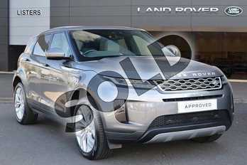 Range Rover Evoque Diesel 2.0 D180 S 5dr Auto in Corris Grey at Listers Land Rover Hereford