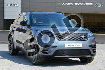 Range Rover Velar 2.0 D240 R-Dynamic SE 5dr Auto in Corris Grey at Listers Land Rover Solihull