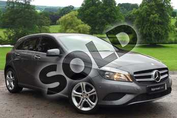 Mercedes-Benz A Class Special Editions A180 CDI Sport Edition 5dr Auto in Mountain Grey at Mercedes-Benz of Grimsby