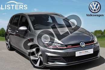 Volkswagen Golf 2.0 TSI 245 GTI Performance 5dr DSG in Indium Grey at Listers Volkswagen Evesham