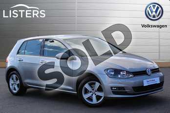Volkswagen Golf 1.4 TSI 125 Match Edition 5dr in Tungsten Silver at Listers Volkswagen Nuneaton