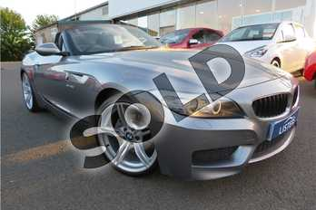BMW Z4 Roadster 20i sDrive M Sport 2dr in Metallic - Space grey at Listers Toyota Grantham