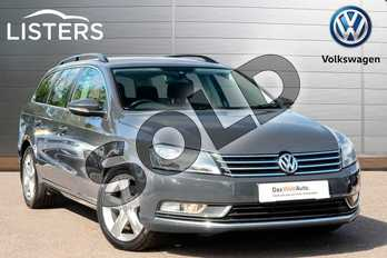 Volkswagen Passat Diesel 2.0 TDI BlueMotion Tech SE 5dr DSG in Urano Grey at Listers Volkswagen Leamington Spa