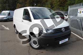 Volkswagen Transporter T28 SWB Diesel 2.0 TDI 102PS Startline Van in Solid - Candy white at Listers Volkswagen Van Centre Coventry
