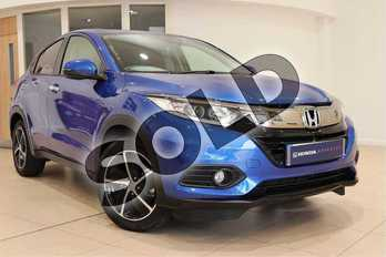 Honda HR-V 1.5 i-VTEC SE 5dr in Brilliant Sporty Blue at Listers Honda Northampton
