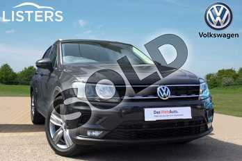 Volkswagen Tiguan 1.5 TSI EVO 130 Match 5dr in Urano Grey at Listers Volkswagen Loughborough