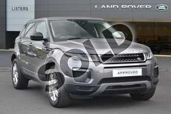 Range Rover Evoque Diesel 2.0 TD4 SE Tech 5dr in Corris Grey at Listers Land Rover Hereford