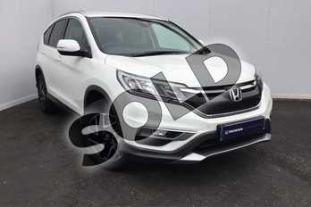 Honda CR-V 2.0 i-VTEC SE Plus 5dr Auto  in White Orchid at Listers Honda Solihull