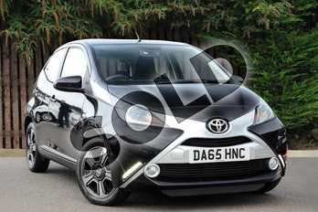 Toyota AYGO Special Editions 1.0 VVT-i X-Clusiv 5dr in Black at Listers Toyota Coventry