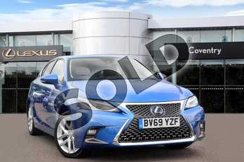 Lexus CT 200h 1.8 5dr CVT in Sky Blue at Lexus Coventry