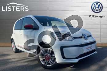 Volkswagen Up Special EDS 1.0 Up Beats 5dr in Pure White at Listers Volkswagen Stratford-upon-Avon