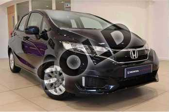 Honda Jazz 1.3 i-VTEC SE Navi 5dr in Blue at Listers Honda Northampton