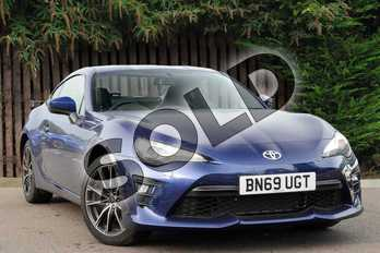 Toyota GT86 2.0 D-4S Pro 2dr in Blue at Listers Toyota Coventry