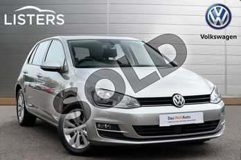 Volkswagen Golf 1.4 TSI Match 5dr in Tungsten Silver at Listers Volkswagen Leamington Spa