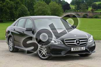 Mercedes-Benz E Class Diesel E350 BlueTEC AMG Sport 4dr 7G-Tronic in Obsidian Black Metallic at Mercedes-Benz of Boston