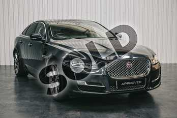 Jaguar XJ Diesel 3.0d V6 Portfolio 4dr Auto in Carpathian Grey at Listers Jaguar Solihull