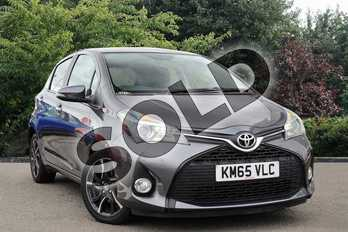Toyota Yaris 1.33 VVT-i Sport 5dr in Grey at Listers Toyota Nuneaton