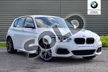 BMW 1 Series M135i 5-Door in Alpine White at Listers Boston (BMW)