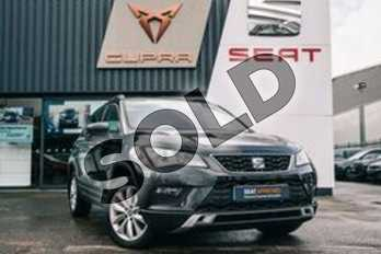 SEAT Ateca Diesel 1.6 TDI Ecomotive SE 5dr in Black at Listers SEAT Coventry